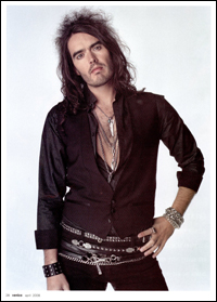 Russell Brand | Venice | Andrew Fish