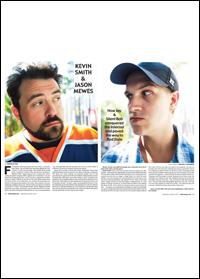 Kevin Smith & Jason Mewes | Andrew Fish | Venice Magazine